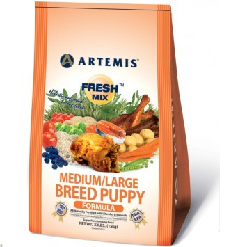 Artemis Fresh Mix Medium Large Puppy 13,6 kg