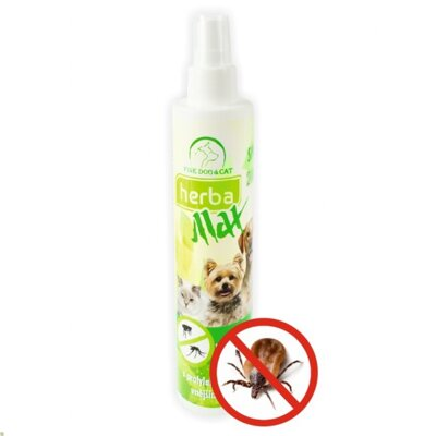 Herba Max Spray BIO  Dog+Cat 200ml