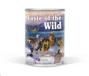 Taste of the Wild TOW Wetlands Wild Can Dog 375g