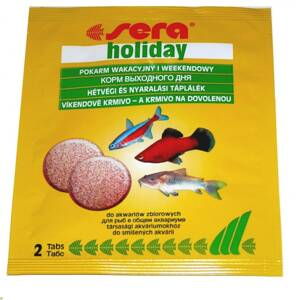 SERA holiday 2 tab