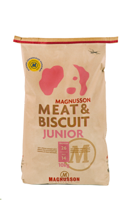 Magnusson Meat&Biscuit  JUNIOR 4.5 kg