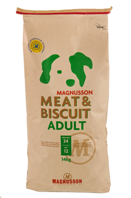 Magnusson Meat&Biscuit ADULT 4.5 kg