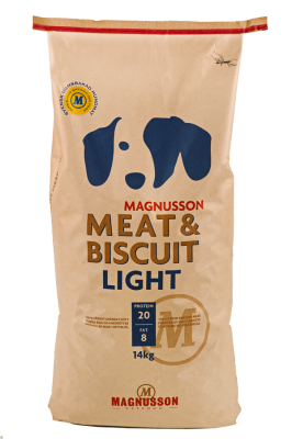 Magnusson Meat&Biscuit LIGHT 4.5 kg