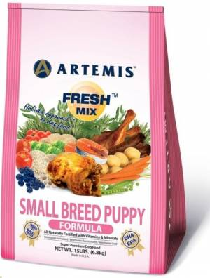Artemis Fresh Mix Small Breed Puppy 6,8 kg
