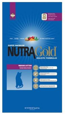 Nutra Gold Holistic Kitten Cat